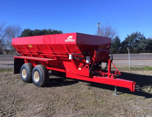 Pull Type Litter, Shavings, and Compost LST-3420