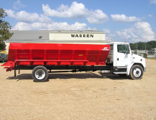 Truck Mount Litter, Shavings, and Compost Spreaders