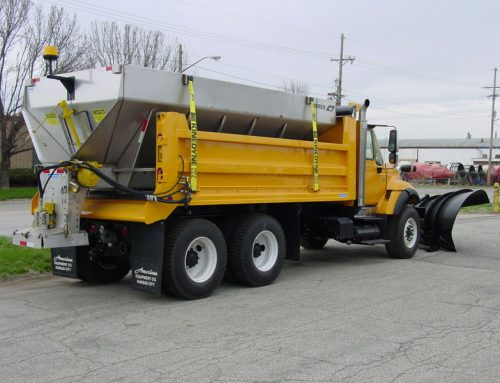 Stainless Steel Snow & Ice Control Spreaders AC-2420-SS
