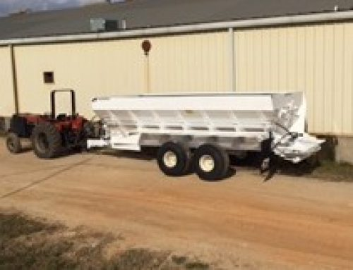 Spreader of the Month: 20 ft Litter Spreader