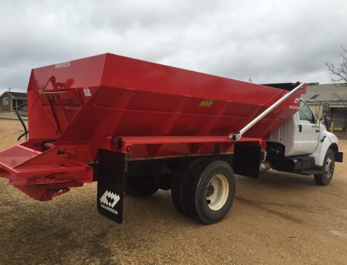 Litter Spreader Trucks For Sale