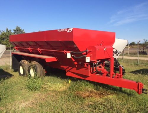 18 ft Litter Spreader For Sale