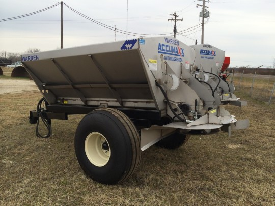 3 Ton Pull Type Lime Amp Fertilizer Spreader